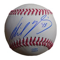 AZ Diamondbacks Wil Nieves signed Rawlings ROLB Baseball w/ proof photo.  Proof photo of Wil signing will be included with your purchase along with a COA issued from Southwestconnection-Memorabilia, guaranteeing the item to pass authentication services from PSA/DNA or JSA. Free USPS shipping. www.AutographedwithProof.com is your one stop for autographed collectibles from Arizona sports teams. Check back with us often, as we are always obtaining new items.