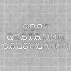 1000+ ideas about Gestation Calculator on Pinterest ... - photo#7