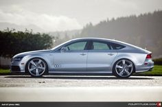 Nice Audi 2017: SEMA 2012: H&R Audi A7 - Fourtitude.com  Cars & Motorcycles that I love Check more at http://carsboard.pro/2017/2017/01/29/audi-2017-sema-2012-hr-audi-a7-fourtitude-com-cars-motorcycles-that-i-love/