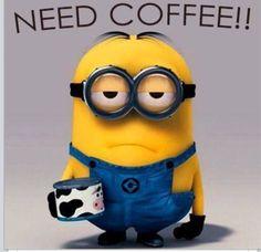 How do you feel w/o your coffee?