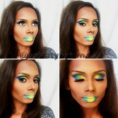 BH Cosmetics - Take me to Brazil palette  Follw me on Instagram: @beautybyt.m.f