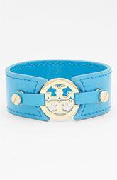 Tory Burch Patent Leather Bracelet
