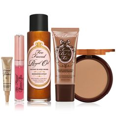 Royally Bronzed Collection #TooFacedSummer