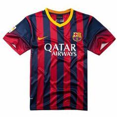 Camisetas del Barcelona 2013-2014 baratas