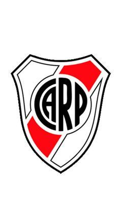 CA River Plate - Argentina Football Soccer Futbol - Car Sticker - Soccer Kits, Football Soccer, Soccer Logo, Soccer Teams, Escudo River Plate, River Logo, Goalkeeper Kits, Argentina Football, Rock Argentino
