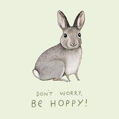 Don't Worry, Be Hoppy!