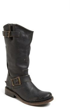 Freebird by Steven 'Crosby' Boot Womens Black Size 8 M 8 M on shopstyle.com