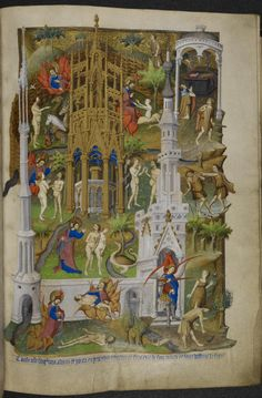 Bedford Hours - The British Library