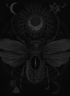 art Black and White grayscale geometry uprising alchemy symbols bleed from within n. Satanic Art, Alchemy Symbols, Esoteric Art, Occult Art, Goth Art, Arte Horror, Book Of Shadows, Gravure, Sacred Geometry