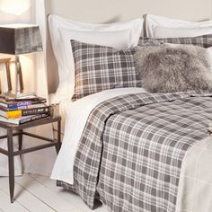 tartans bedding on pinterest tartan bedding and bedding sets. Black Bedroom Furniture Sets. Home Design Ideas