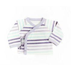 Finn + Emma Baby-girls Infant Kimono Top