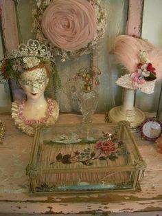 Vintage accessories (✿◠‿◠)