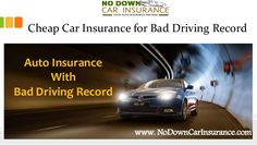 Today we will be talking about your possibilities of getting car insurance with bad credit. There are so many companies offering car insurance without credit check. You can even secure car insurance with poor credit scores as well.