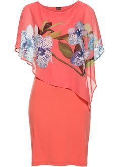 Chiffon Layer Dress by Bodyflirt Elegant Dresses, Pretty Dresses, Fashion Sewing, Chiffon Dress, Dress Patterns, African Fashion, Short Dresses, Fashion Dresses, Bodycon Dress