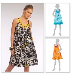 I am making this for me with an awesome African fabric I bought in Gabu. And Kristin is getting a matching dress in her size!