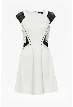Cora Stretch Embellished Dress