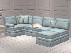Serenity Sofa Set Recols - Möbel / Furniture - All4Sims.de