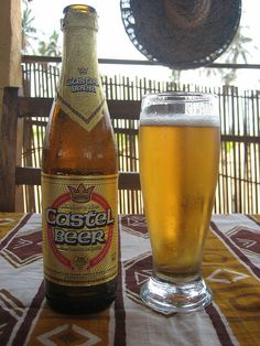 Cameroon is also known as a country which consumes a lot of alcohol. There are endless varieties of beer and people drink too much.