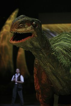 Gallery - Walking with Dinosaurs - The Arena Spectacular