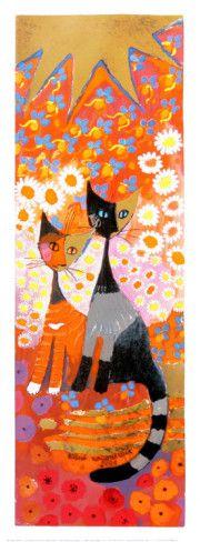 Colorful Flower II Art Print