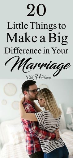 What goes into a joyful and loving marriage? So much is made up of these small things. So beloved bride -whether newly married or not- here's a gift for you!  ~ Club31Women via @Club31Women