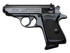 "Walther PPK/S 380 ACP 3.3"" Barrel. Carried one of these in stainless when working undercover. Great for concealed carry, though a touch under-powered for my taste."