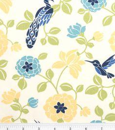Keepsake Calico Fabric-Wren Capri & keepsake calico fabric at Joann.com