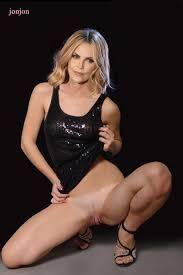 Nude tetanus girl with