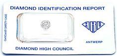 Foto 1, Diamant 1,10 ct Brillant HRD Lupenrein River VG Diamond, D5955