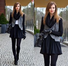 Gorgeous Winter Dresses
