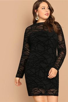 22aca79603 The 453 most inspiring Dresses - Bodycon - Plus Size images in 2019 ...