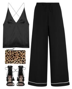"""""""only fools rush in"""" by thegiggleofacucumber ❤ liked on Polyvore featuring Clare V., Zimmermann, Dion Lee and Valentino"""