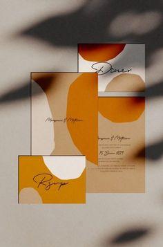 Collection Laguna Beach, faire-part de mariage, carton RSVP, carte d'invitation . Logo Design, Design Poster, Graphic Design Branding, Stationery Design, Logo Branding, Print Design, Design Design, Poster Designs, Business Branding