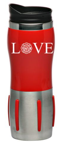 Firefighter Travel Mug | Shared by LION