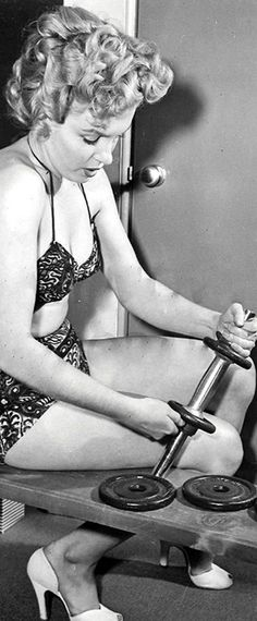 Marilyn. Photo by Phillipe Halsman, 1952.