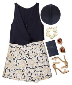 """""""_32"""" by catarinaa-218 ❤ liked on Polyvore featuring SUNO New York, Kate Spade, Theory, Smythson and DailyLook"""
