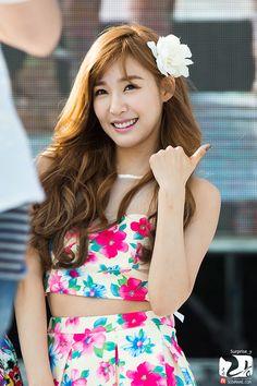 Tiffany SNSD @ BlueOne kpop Dream Festival 140730