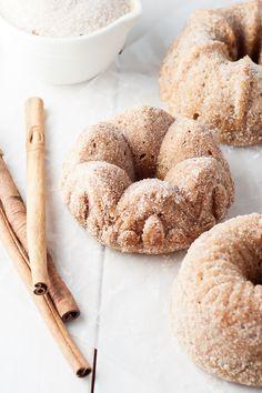 Cinnamon Toast Bundts - #BundtBakers