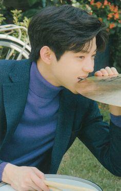 The Present Photocard Fandom, K Pop, Day6 Dowoon, Sans Art, Kim Wonpil, Young K, Korean Boy, Korean Bands, K Idols