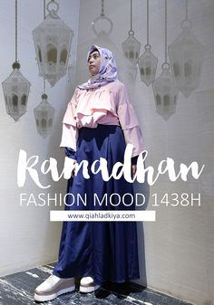 Ramadan Fashion Mood 2017 | Part 1 Ruffle Top