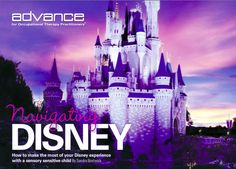 How to make the most of your Disney experience with a sensory sensitive child