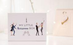 The first german My Little Box December 2015 http://www.whatdoyoufancy.de/2016/01/my-little-box-deutschland-parisienne.html #mylittlebox