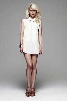 Sedgwick Shirt Dress - Frost Floral