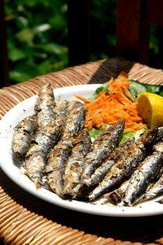 Greek Fish dish,love love...