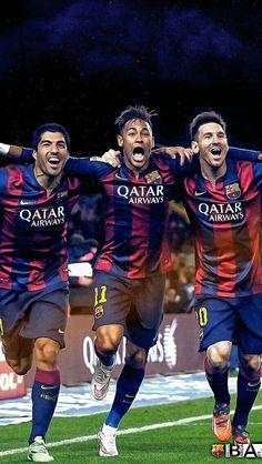 ❤️Suarez.Neymar.Messi