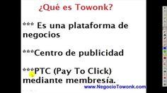 Que Es Towonk Y Como Ganar Dinero. Parte 2 #GanarDinero