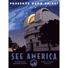 McDonald Observatory by Aaron Bates for See America - 3