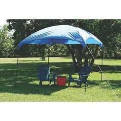 Portable Dining Canopy TEXSPORT Camping Supplies 02901 049794029019