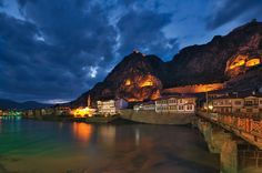 """Best Off-the-Beaten-Path Trip Runner-Up: Central Black Sea Coast, Turkey. (Pictured: Amasra, Turkey.) """"Turkey sees some 30 million tourists each year, but very few of them ever make it to the remote central Black Sea coast,"""" our reporters say. """"Which is good for you, because the region's mile-long beaches, empty coastline dotted with ancient cities like Amasra, and absurdly good seaside restaurants remain undiscovered."""" (Click through to see full list of Outside Magazine's 2012 Travel…"""