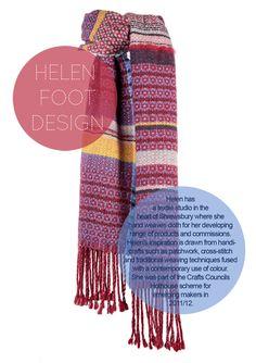 Helen Foot Design on Designers / Makers